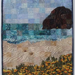 California Beach quilt