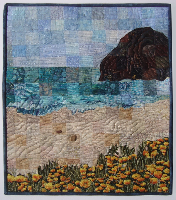 California Beach quilt