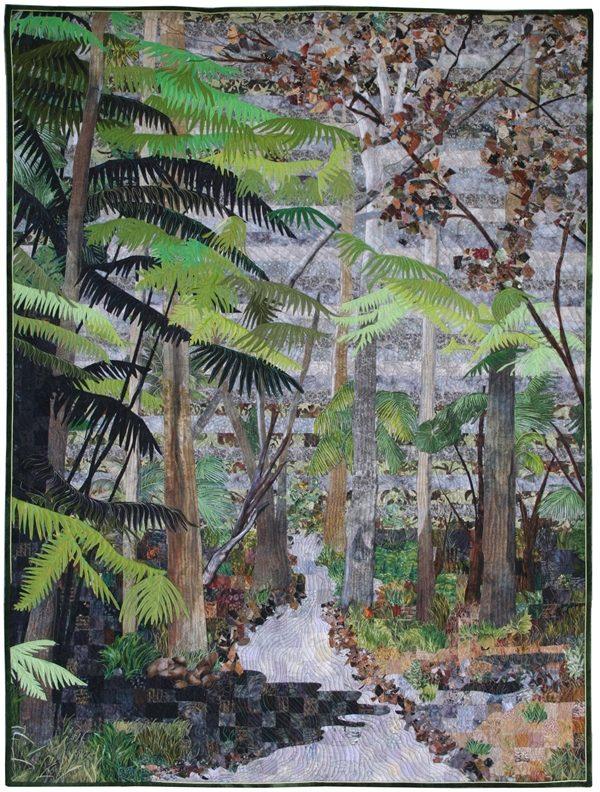 Hike Hawaii quilt