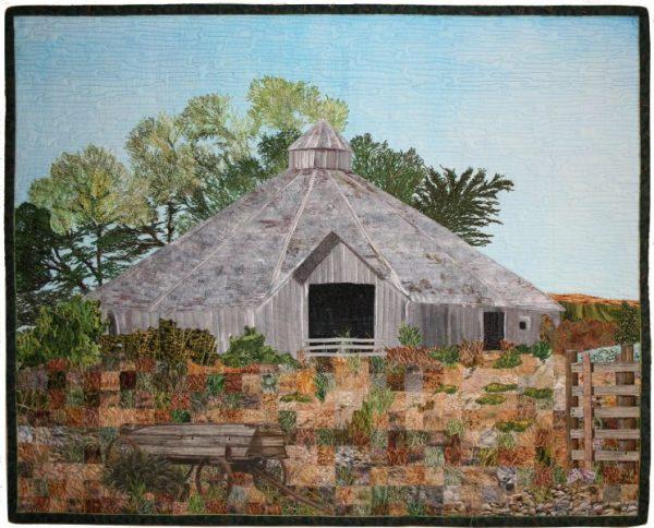 Jan's Round Barn