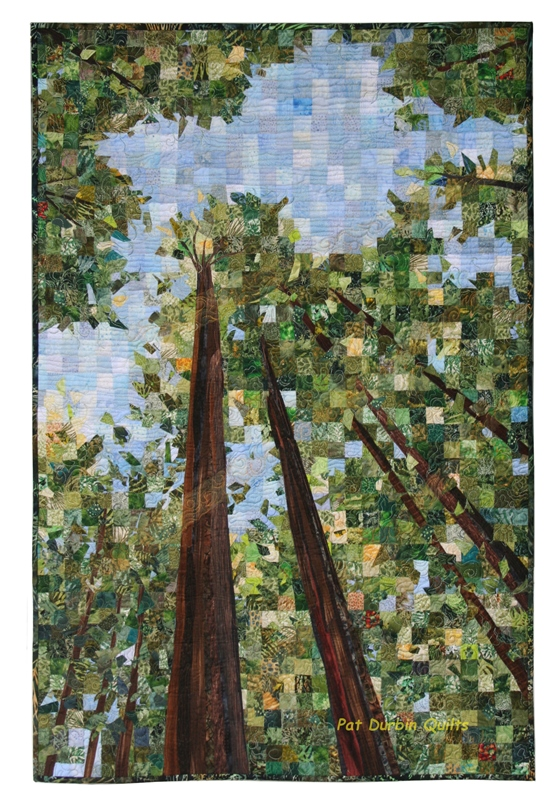Tall Trees Quilt